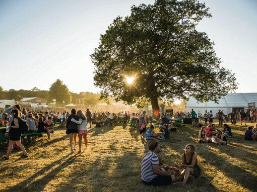 Les festivals, de plus en plus écolo