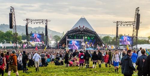 Les festivals, de plus en plus écolo - glastonbury