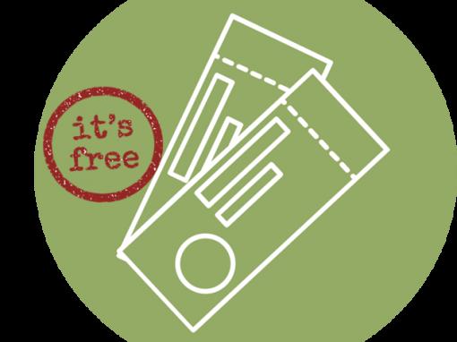 l'utilité d'établir une billetterie pour votre événement gratuit